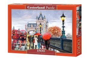 Puzzle Castorland  1500 dílků - Tower Bridge   151455
