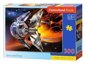 Puzzle Castorland 300 dílků - kosmická loď  030163