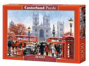 Puzzle Castorland 3000 dílků  - Westminsterský palác  300440