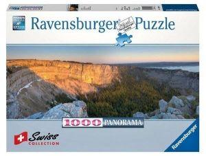 Puzzle Ravensburger 1000 dílků panorama - skalní amfiteátr  191048