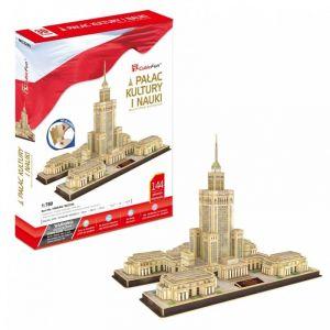 3D Puzzle CubicFun - Palác kultury a vědy - Varšava 144 dílků