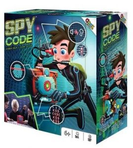 COOL GAMES Spy code: Sejf EP Line