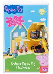 Prasátko PEPPA - domek DeLuxe IMC Toys