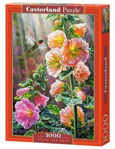 Puzzle Castorland  1000 dílků -  Květiny   103584