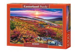 Puzzle Castorland  1000 dílků -  Barevná paleta severu  103539