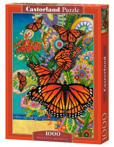 Puzzle Castorland  1000 dílků -  Motýli  103492