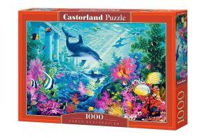 Puzzle Castorland  1000 dílků -  Podvodní svět  103515