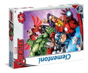 Puzzle Clementoni 104 dílků  -  Avengers   27931