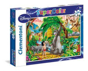 Puzzle Clementoni 2 x 20  dílků  - Petr Pan a Kniha džunglí   24739
