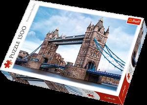 Puzzle Trefl 1500 dílků - Tower Bridge Trefl 26140