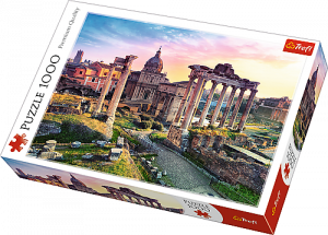 TREFL Puzzle 1000 dílků  Forum Romanum Řím  10443