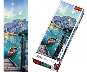 TREFL puzzle 300 dílků - Jezero v horách  - 75003