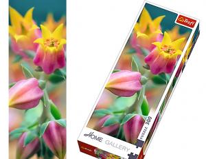 TREFL puzzle 300 dílků - Květiny v rozpuku   - 75005
