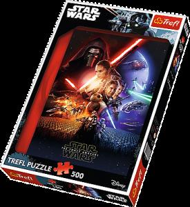 TREFL Puzzle  500 dílků -  Star Wars Epizoda 7  37269