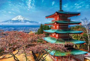 TREFL Puzzle Hora Fudži 1500 dílků 26132