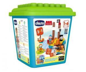 """Chicco """"App Toys"""" 60ks Ostrov pokladů"""