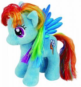 My Little Pony - Rainbow Dash - 18 cm plyšový poník