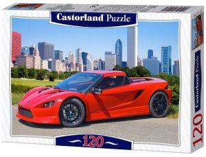 Puzzle Castorland 120 dílků - K-1 Attack 12824