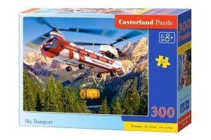 Puzzle Castorland 300 dílků - Sky transport 030125