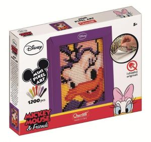 Quercetti  mozaika - Pixel Art -  Daisy