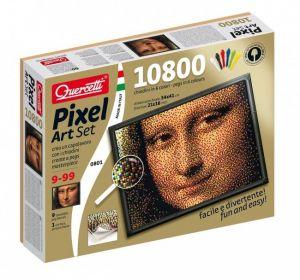 Quercetti  mozaika - Pixel Art Premium MONA LISA ( Gioconda )