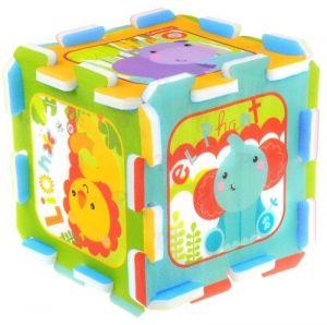 TREFL - Pěnové puzzle - koberec - Fisher Price  60399