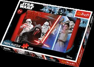 TREFL Puzzle  200 dílků - Star Wars  13206