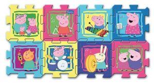 Pěnové puzzle - koberec - Prasátko Peppa 60398 Trefl