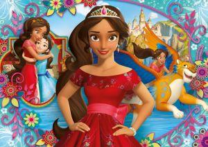 Dětské puzzle Clementoni 60 dílků - Elena z Avaloru 08427