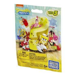 Mega Bloks Spongebob  figurka v  sáčku - série 3 Megabloks