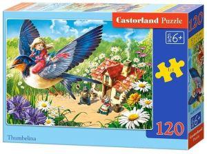 Puzzle Castorland 120 dílků - Malenka 13203