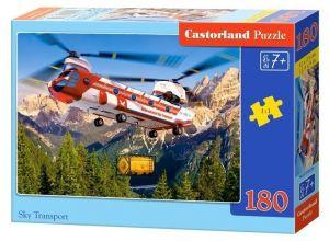 Puzzle Castorland 180 dílků - Sky Transport 018239
