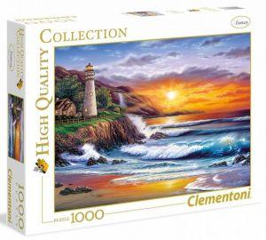 Puzzle CLEMENTONI 1000 dílků - Maják 39368