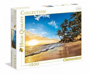 Puzzle Clementoni 1500 dílků  - Svítání v tropech 31681