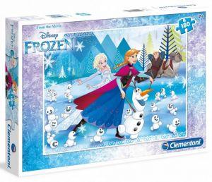 Puzzle Clementoni 180 dílků  - Frozen   07338