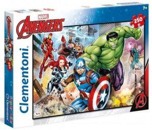 Puzzle Clementoni 250 dílků  - Avengers  29742