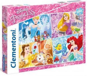 Puzzle Clementoni 250 dílků  - Princezny  29740