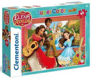 Puzzle Clementoni 60 dílků MAXI   -  Elena z Avaloru  26417
