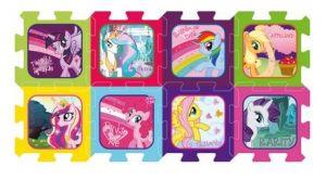 Trefl - pěnové puzzle - koberec - My Little Pony 60397
