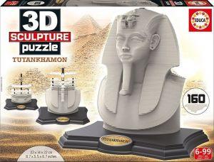 3D puzzle Educa 16503 - Tutanchámon   160 dílů