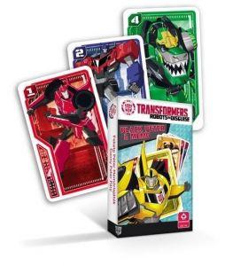 Cartamundi - karty Černý Petr - Transformers  XL