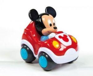 Clementoni Baby - Disney autíčko s postavičkou - Mickey