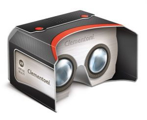 Clementoni puzzle 1000 dílků Virtual Reality- New York 39401