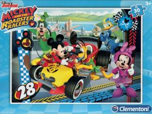 Clementoni puzzle 30 dílků - Mickey Mouse   08514