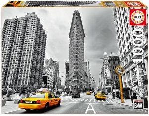 EDUCA Puzzle 1000 dílků - New York   17111