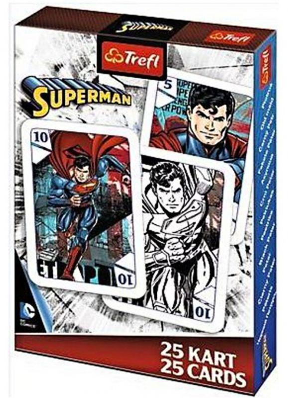 karty Černý Petr - Superman - TREFL 08469