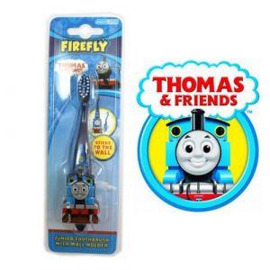 Mašinka Tomáš - zubní kartáček s úchytem a přísavkou