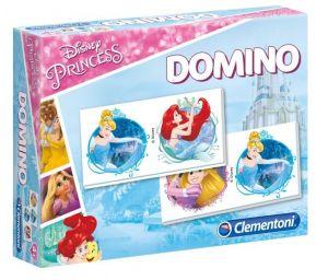 Obrázkové domino Clementoni   -  Princezny  18003