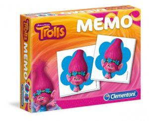Pexeso ( Memo ) Clementoni   -  Trolové  18001