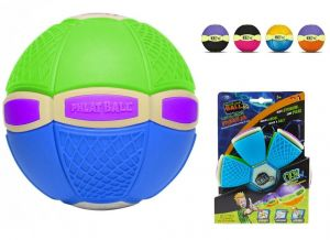 Phlat Ball JR. Svítící ve tmě Modro zelená